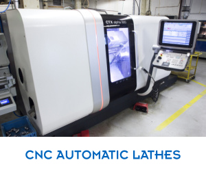 CNC Automatic Lathes