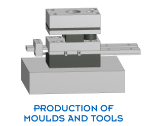 Production of Tools and Moulds